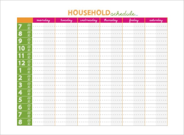 blank monthly events planner print needs for planning download