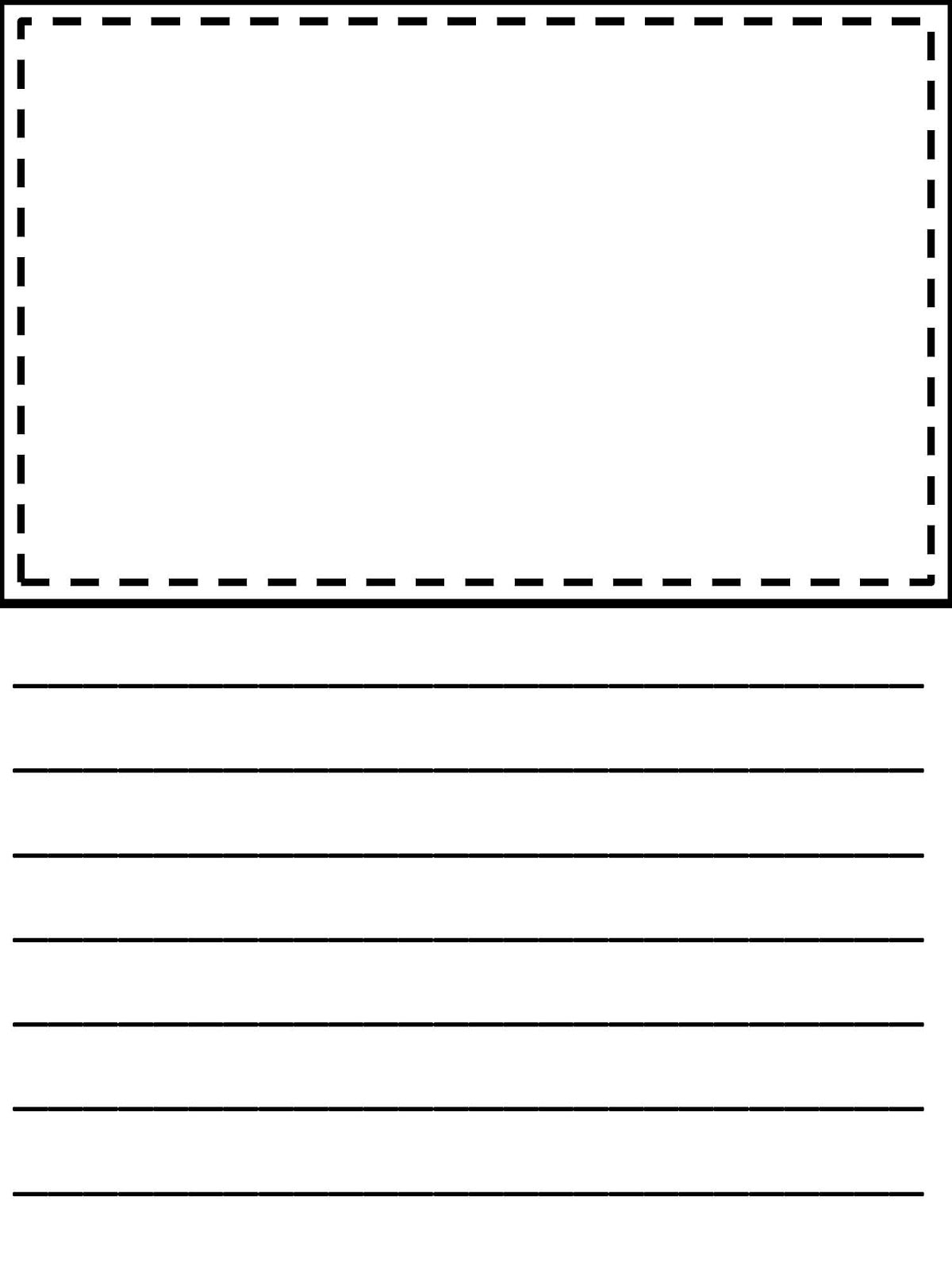 download blank Lined Paper with sizes and inch pdf templates