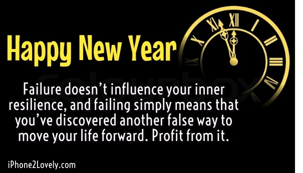 Inspirational Happy New Year images