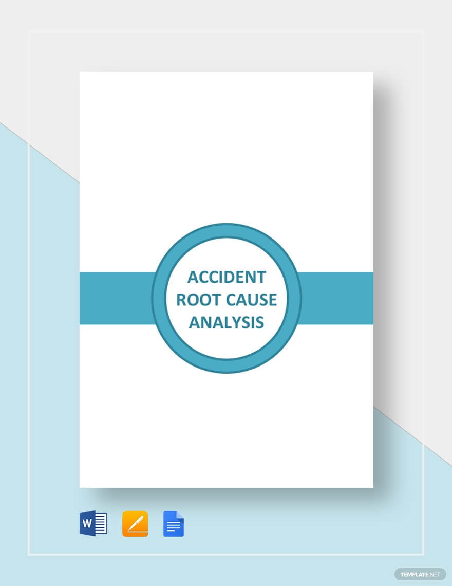 Accident Root Cause Analysis