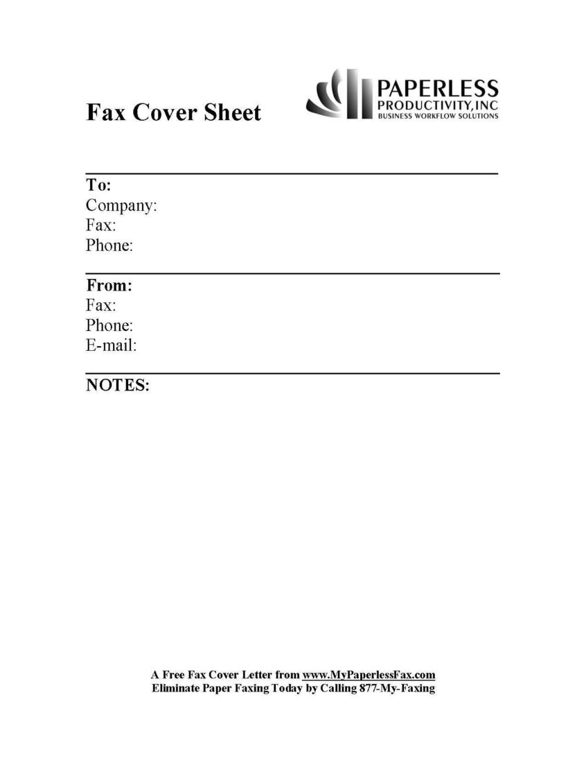 office information whether to take fax sheets