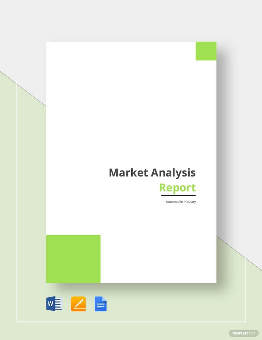Market Analysis Report Template (1)