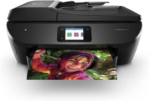 HP ENVY Photo 7855 All in One inkjet printer