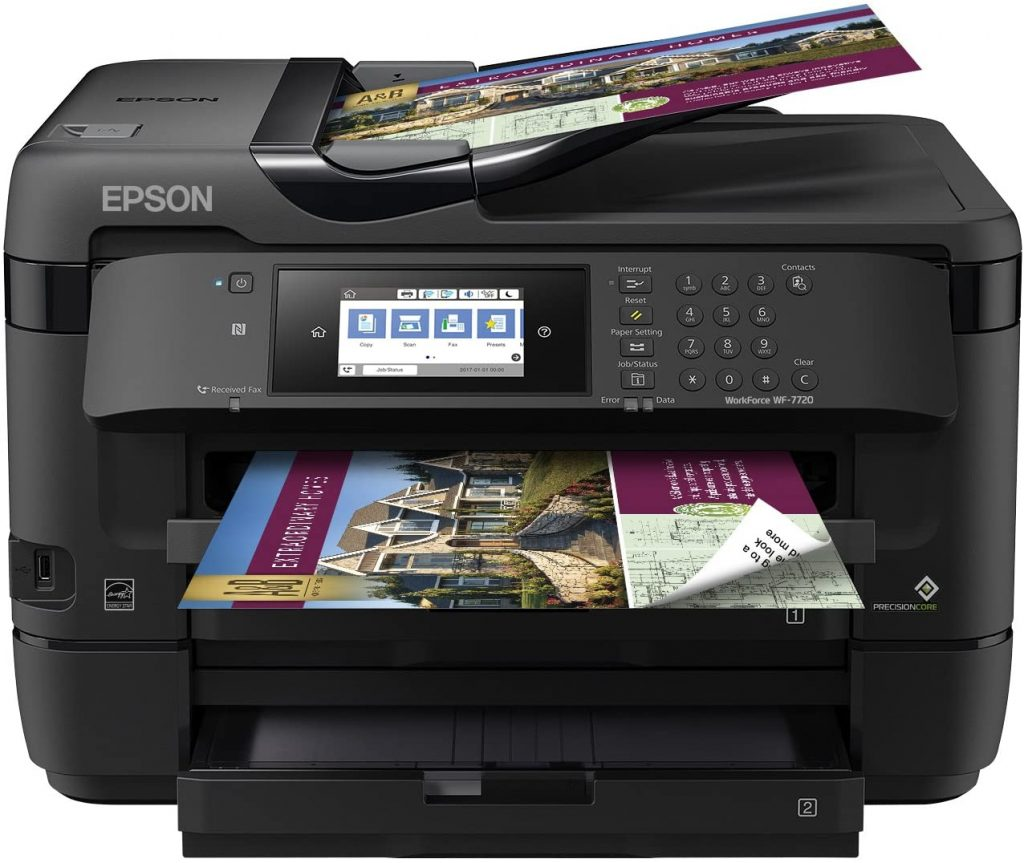 name email printer for cardstock amazon one size