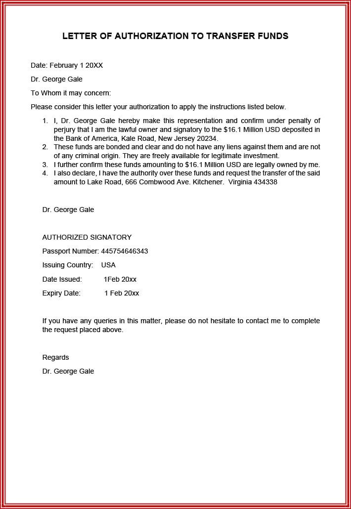 51+ Authorization Letter Samples & Templates Free Download!!