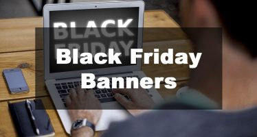 Featured Image: Black Friday Banner Examples