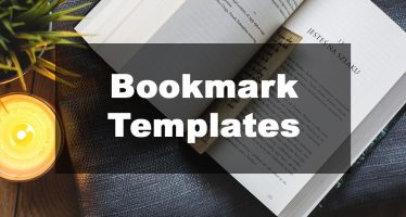 Featured Image: Bookmark Template Examples