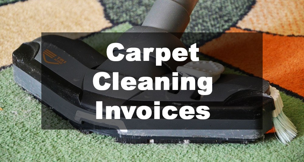 Featured Image: Carpet Cleaning Invoice Examples
