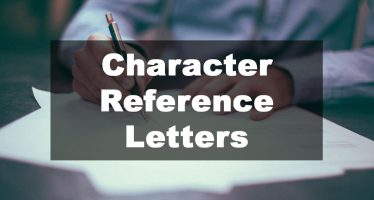 Feature Image: Character Reference Letter Examples
