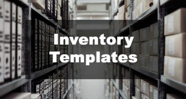 Featured Image: Excel Inventory Template Examples