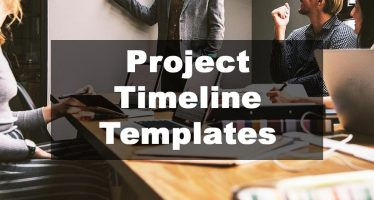Featured Image: Project Timeline Tempalte Examples