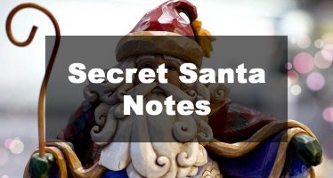 Featured Image: Secret Santa Note Examples