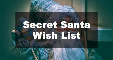 Featured Image: Secret Santa Wish List Examples
